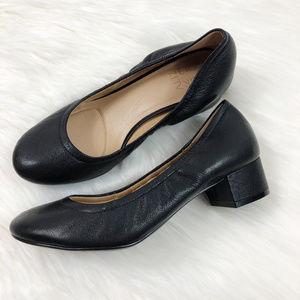 [NATURALIZER] Adeline Block Heel Ballet Shoes